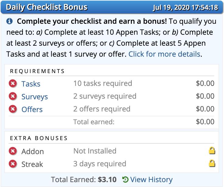 bezahlte umfragen bonus